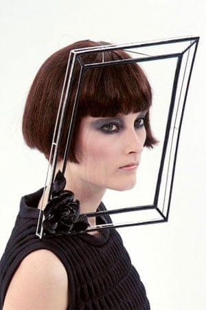 Haute couture shows in Paris
