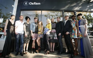Oxfam boutique