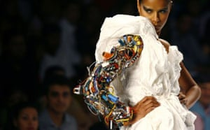 Prashant Verma at Indian Fashion week