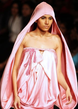 Sailex at Indian fashion week