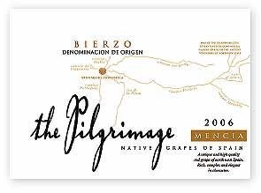 The Pilgrimage Mencia