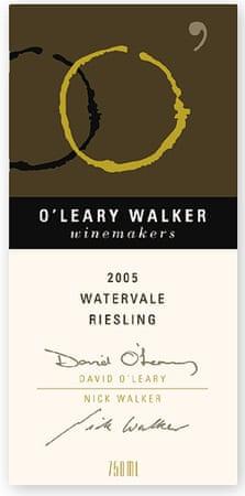 O'Leary Walker Watervale Riesling