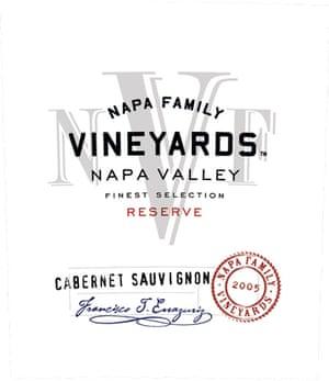 Napa Family Vineyards