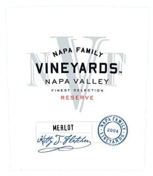 Napa Family Vineyards Merlot