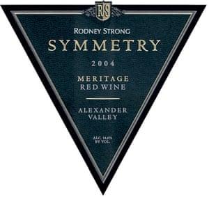 Rodney Strong Symmetry