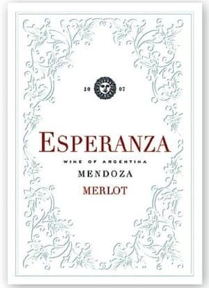 Esperanza Merlot