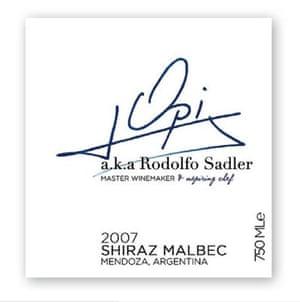 Opi Shiraz Malbec