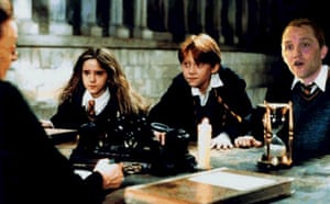 Purnell in Harry Potter