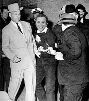 Purnell as Jack Ruby