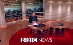 Huw Edwards in 1999