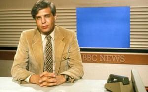 John Simpson in 1981