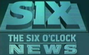 Six O'Clock News logo in 1984