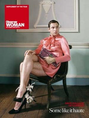 The Observer Woman magazine