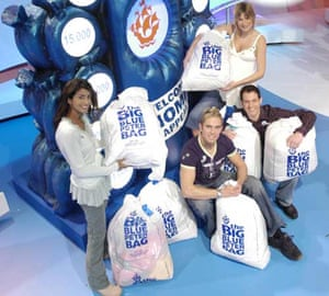 Blue Peter 2004 appeal