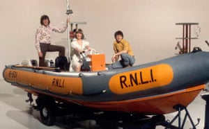 Blue Peter lifeboat appeal