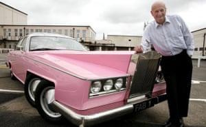 Gerry Anderson car