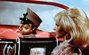 Parker and Lady Penelope