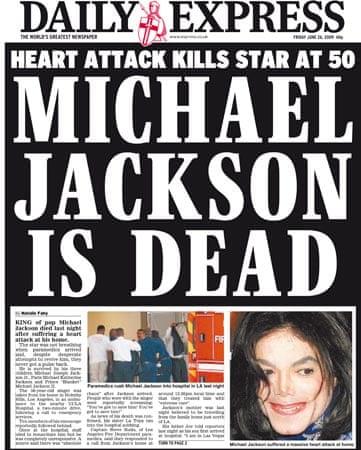 Michael Jackson News