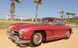 Clark Gable Mercedes Benz