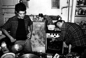 Brad Gooch and Howard Brookner