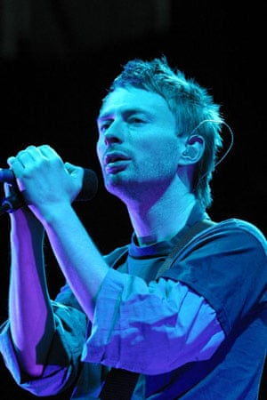 Thom Yorke in 2003