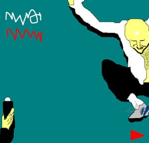 Moby - Play, by Amy Cavanagh