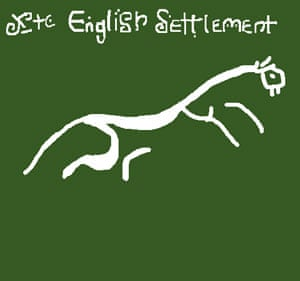 XTC - English Settlement, by Holly Richards