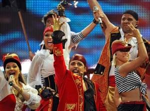 Eurovision Latvia