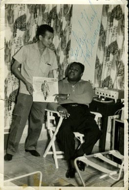 Vincent Chin & Fats Domino
