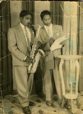 Roland Alphonso & Ernest Ranglin