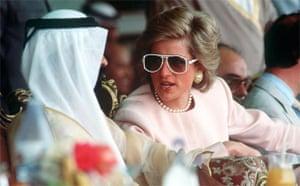 Diana, public princess