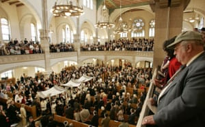 Rykestrasse synagogue reopens