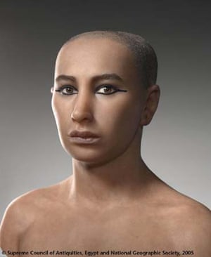 How King Tut might have looked