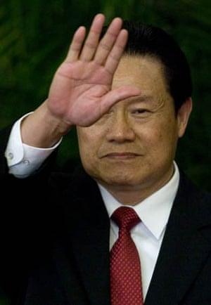 Zhou Yongkang