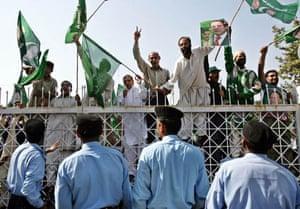 Pakistan elections