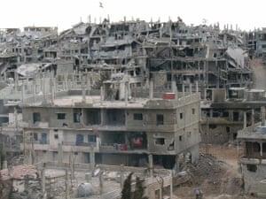 Nahr el Bared refugee camp