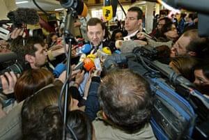 The Madrid bombingsThe Madrid bombings