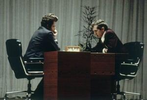 Chess champion Bobby Fischer
