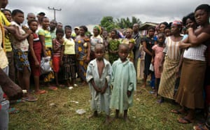 Child 'witches' of the Niger Delta