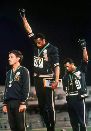 Olympics Mexico 1968