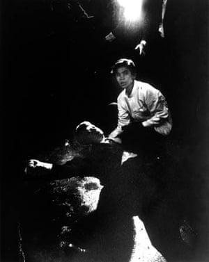 Senator Robert Kennedy shooting