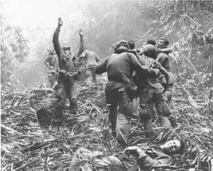 Vietnam American soldiers