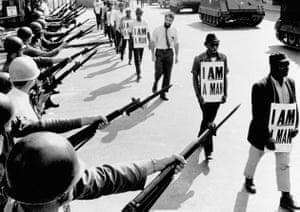 Memphis riots 1968