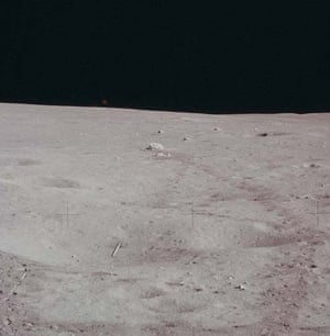 Apollo Top Ten Hoax Claims: Javelin and golf ball after Apollo 14