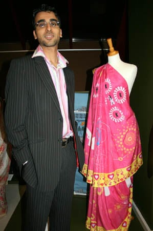 Sari design competition