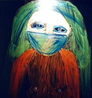 Fatma Durmush - Green Veil