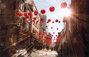 Kwok Man: Chinese new year