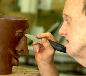 Michael Burnhill: Making a pot