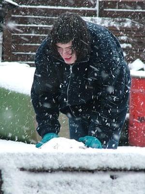Susan Merante: Snowtime funSusan Merante: Snowtime fun