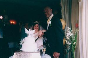 Thomas McNaughton: Wedding day